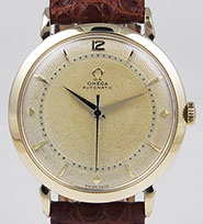 Omega 9ct 9K Automatic - Original Dial
