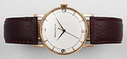 Jaeger LeCoultre Mid-Size 18K Pink Gold