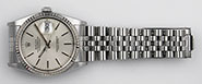 Rolex Oyster Perpetual DateJust 16234 - Silver Dial