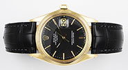 Rolex Oyster Perpetual Date 18K 18ct 1503