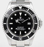 Rolex Oyster Perpetual Sea Dweller 16600 - Black Dial