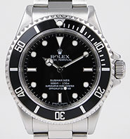 Rolex Oyster Perpetual Submariner non-date 14060M 14060