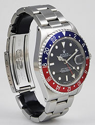 Rolex Oyster Perpetual GMT Master 16700 Pepsi