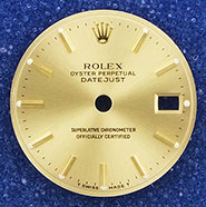 Ladies Rolex Oyster Perpetual DateJust Dial - 69163 69173 69178 69278 79163 79178 79173 79278